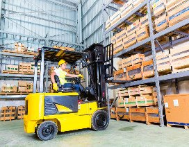 Forklift Refresher Course Image